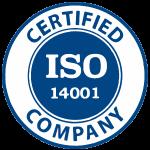 ISO 14001, ISO certifiering
